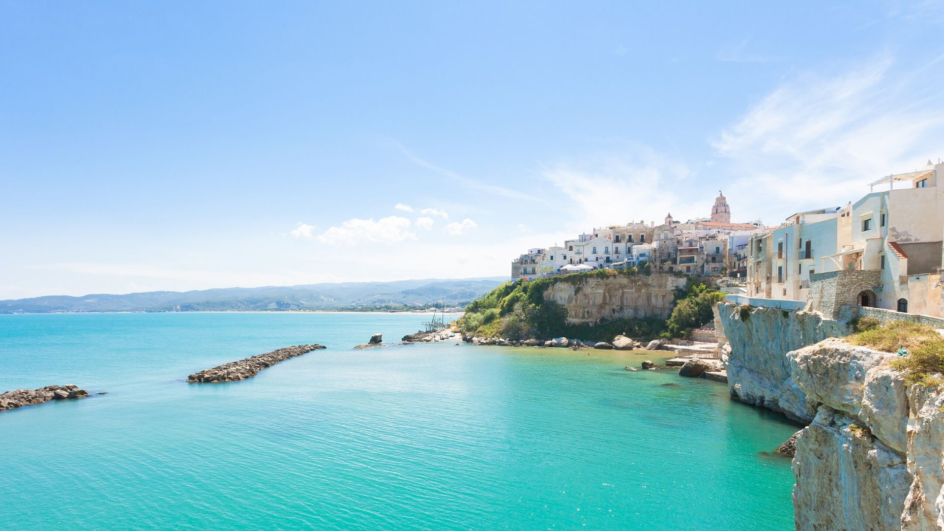 """Gargano: What to see and what to do in the """"Spur"""" on the Italian """"boot"""""""